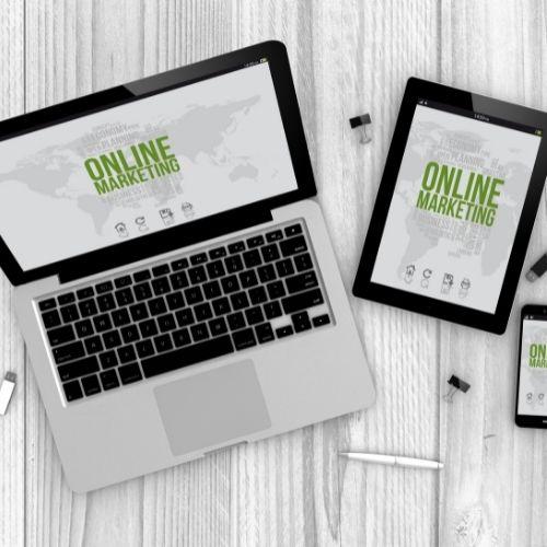 Online Marketing Method