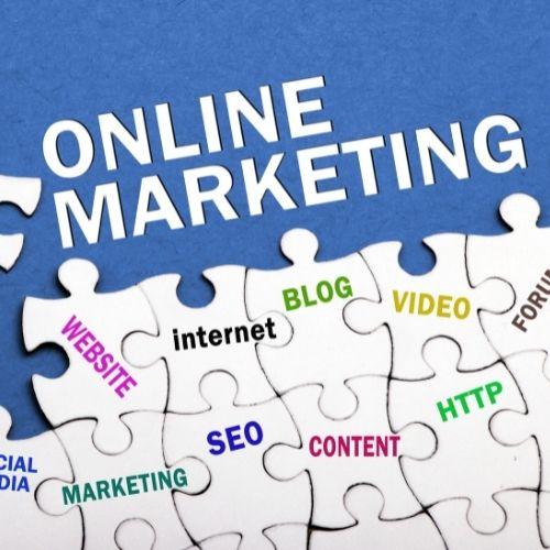Online Marketing Pieces